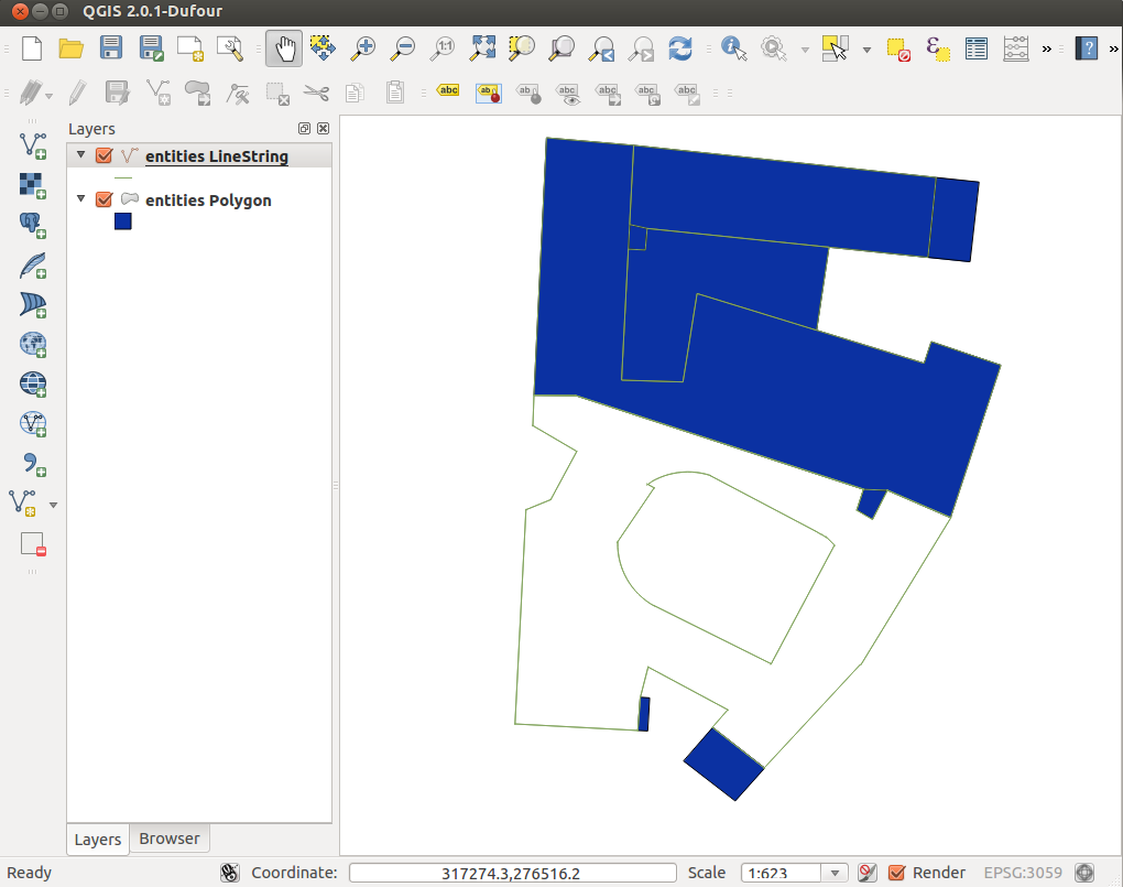 pdf to dxf open source
